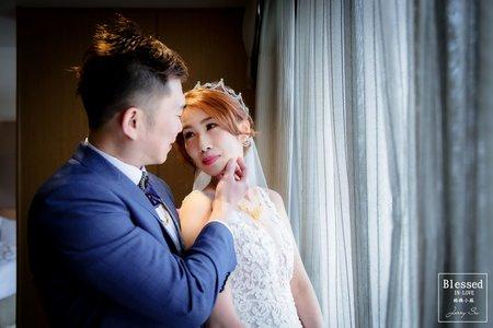 【台北婚攝】彥和&珮玟 結婚迎娶紀錄 @新莊-富基婚宴會館