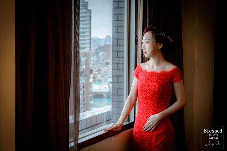 【台北婚攝】明惟&佩君 文定紀錄 @台北-悅香軒婚宴會館