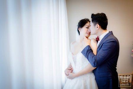 【台北婚攝】柏佑&新妤 宴客紀錄 @台北-晶宴婚宴會館民權館