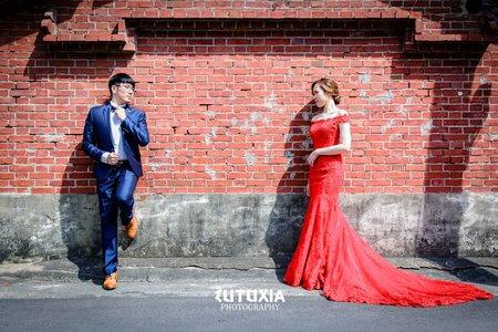 【台南婚攝】祈先&佳瑩 文定紀錄 @台南東東宴會式場