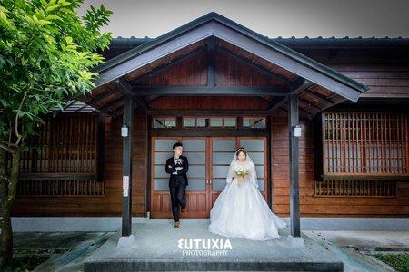 【台南婚攝】哲甫&禹潔 結婚迎娶紀錄 @台南-東東宴會式場