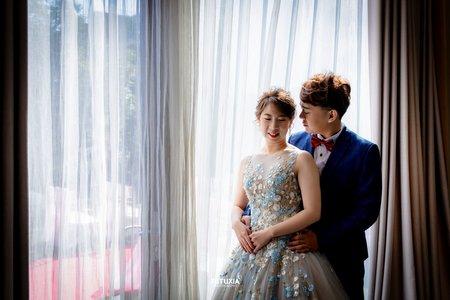 【桃園婚攝】濟瑋&至瑄 文定迎娶紀錄 @桃園-鉑宴婚宴會館宴客