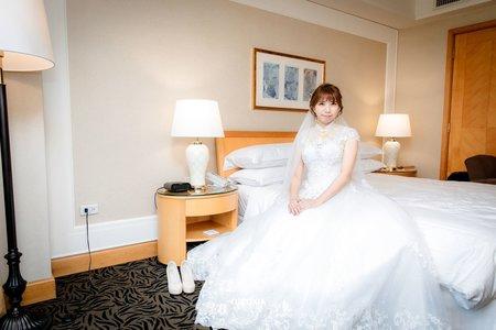【台北婚攝】宗興&宜蓁 文定迎娶紀錄 @新莊-晶宴婚宴會館宴客