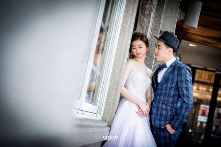 【台北婚攝】家豪&佩君 文定紀錄 @土城-海霸王餐廳宴客