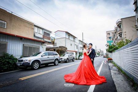 【花蓮婚攝】 澤聖&郁馨 文定之囍紀錄 @花蓮婚攝