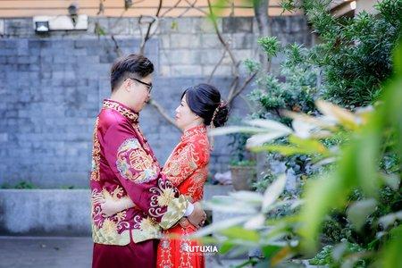 【桃園婚攝】明璋&惠君 文定迎娶紀錄 @@雙儀式紀錄-桃園婚攝