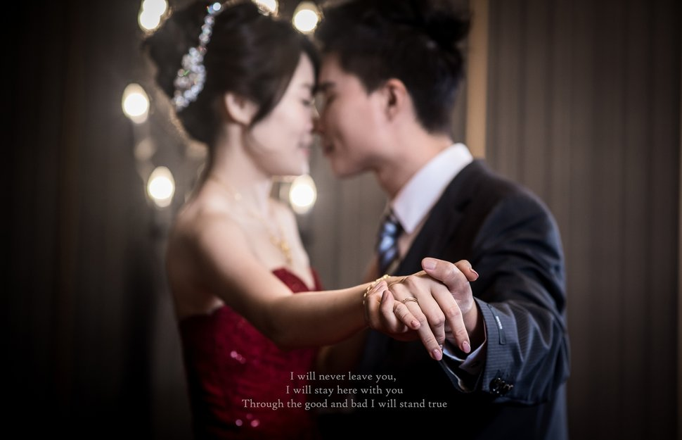 021 - My Darling 寵愛妳的婚紗《結婚吧》