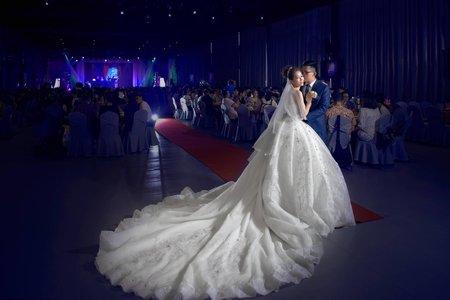 巨蛋文尚會館 | 結婚之喜 | My Darling 寵愛妳的婚紗