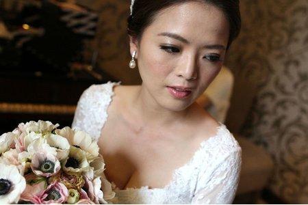 新娘汶結婚三造型