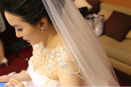新娘寧結婚四造型