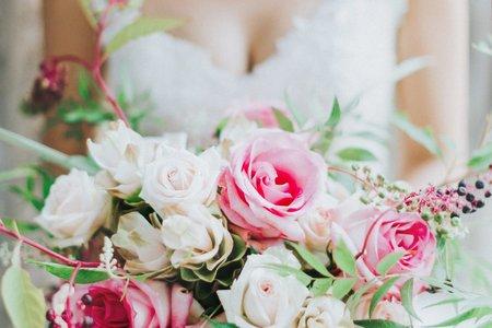 CHLOE 新娘秘書 (歐式捧花設計)