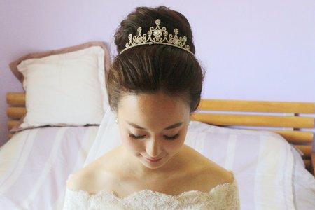 CHLOE 新娘秘書 (新娘寧結婚造型&捧花設計)