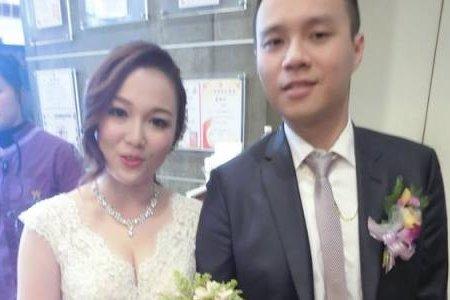 台中新密 新娘秘書 我的美麗新娘貴婷