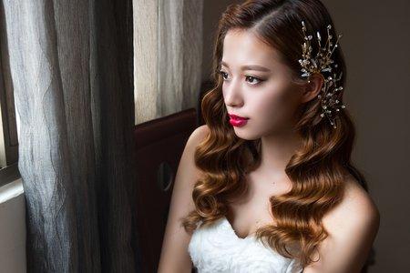 台中新密 新娘秘書 我的美麗作品