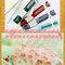 日式愛的真諦隨身筆記本贈送緞帶精緻款包裝鋼筷組