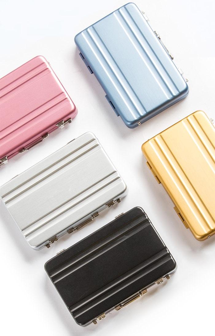迷你手提箱 名片夾 香煙盒 信用卡包