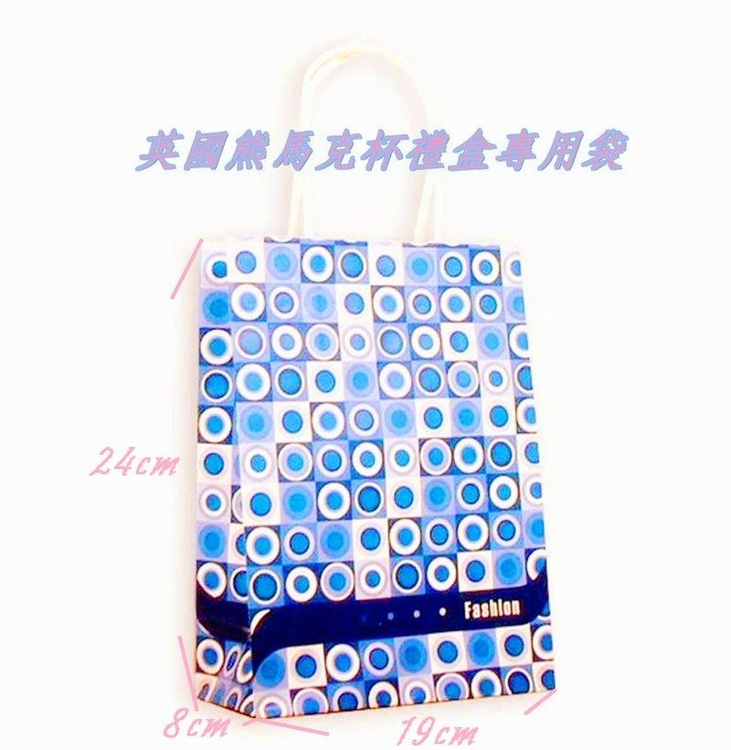 海洋夏季風情 #禮盒用紙袋 #提袋