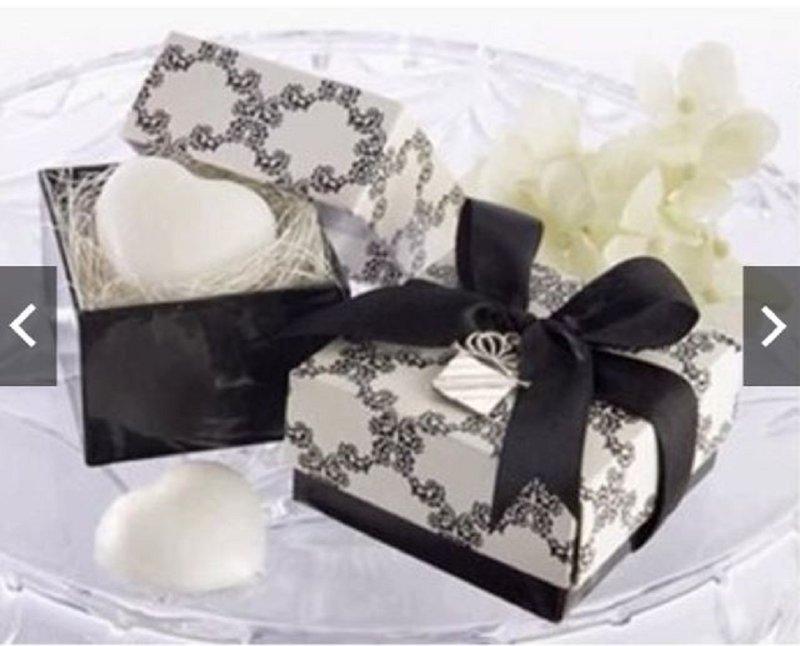 #歐美婚禮小物 #真愛典藏甜蜜心皂作品