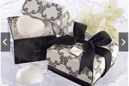 #歐美婚禮小物 #真愛典藏甜蜜心皂