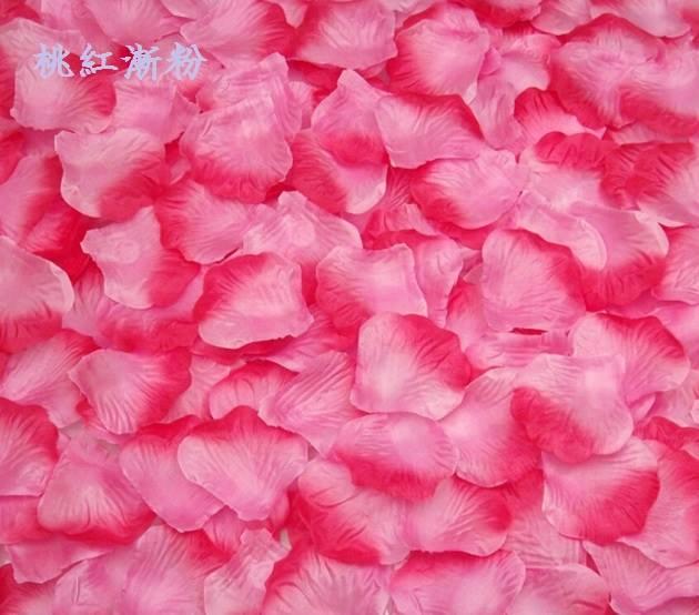 ? 絲布與絹布現貨仿真花瓣-粉點心=粉