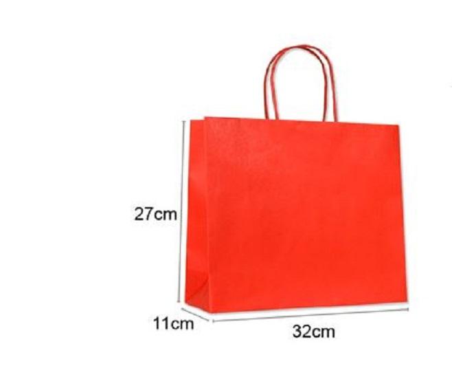#喜氣禮物袋 #紅色收納袋