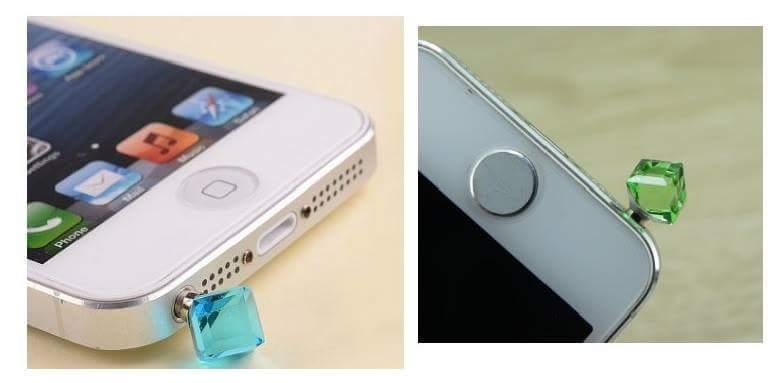 ?多款實用手機防塵塞?作品