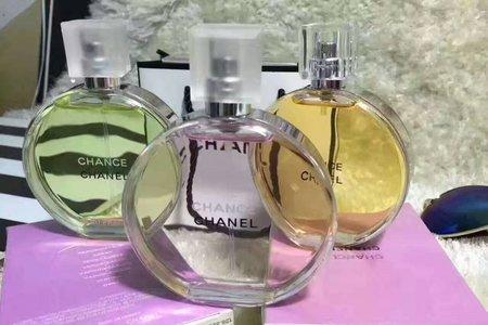 香奈兒淡香水、CK系列香水、迪奧、愛馬仕