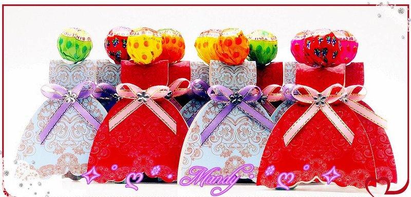 宮廷禮服款棒棒糖 園遊會 幼稚園