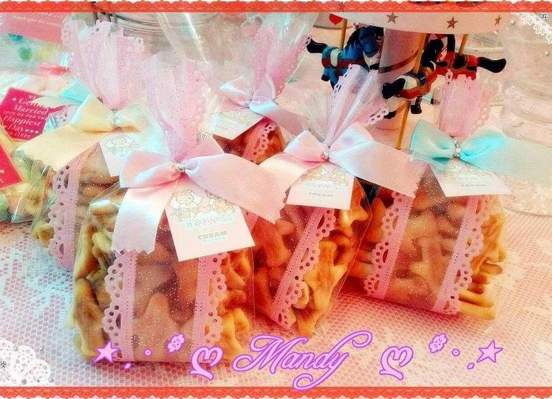 #幸福起航飛機造型餅乾包 #創意婚禮小物