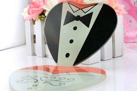 #7款婚禮杯墊 #小物 #賓客禮