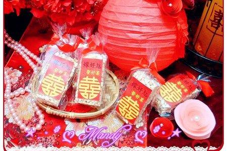 獨立包裝卡片中國風米香 可愛古法傳統Q版