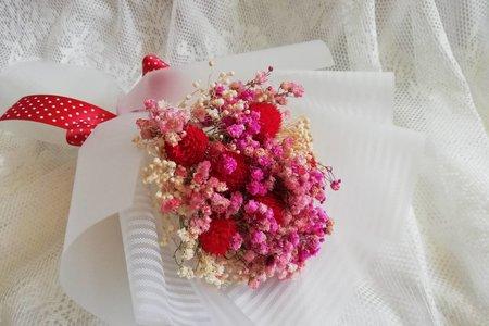 新款迷你小捧花束 迷你小捧花 畢業季 送禮 情人節 裝飾 擺設