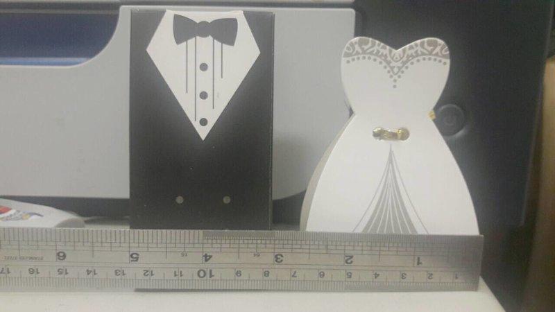 西式新郎新娘款式 尺寸