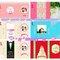 Mandy獨家客製化設計共8款 - 森永牛奶糖外包裝紙圖樣歡;由於各電腦顯色不同,所以會有些微落差,實品比照片中漂亮喔~!迎新人與同行私訊洽詢,謝謝! ˋ ✧ • ❤ 3