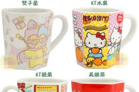 日本與香港進口馬克杯組及香皂禮盒款