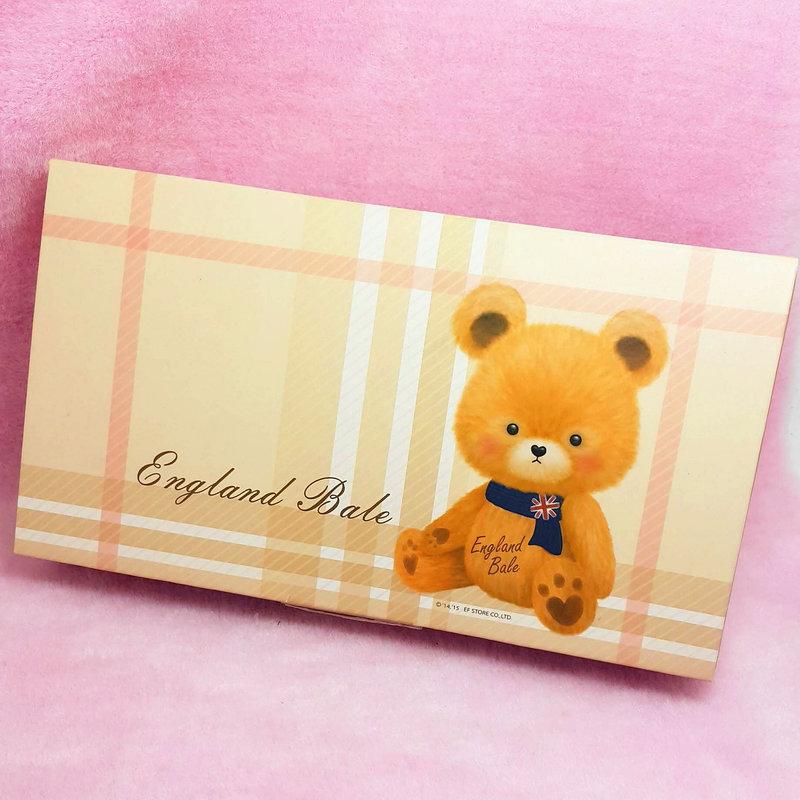 貝爾小熊香皂3入組