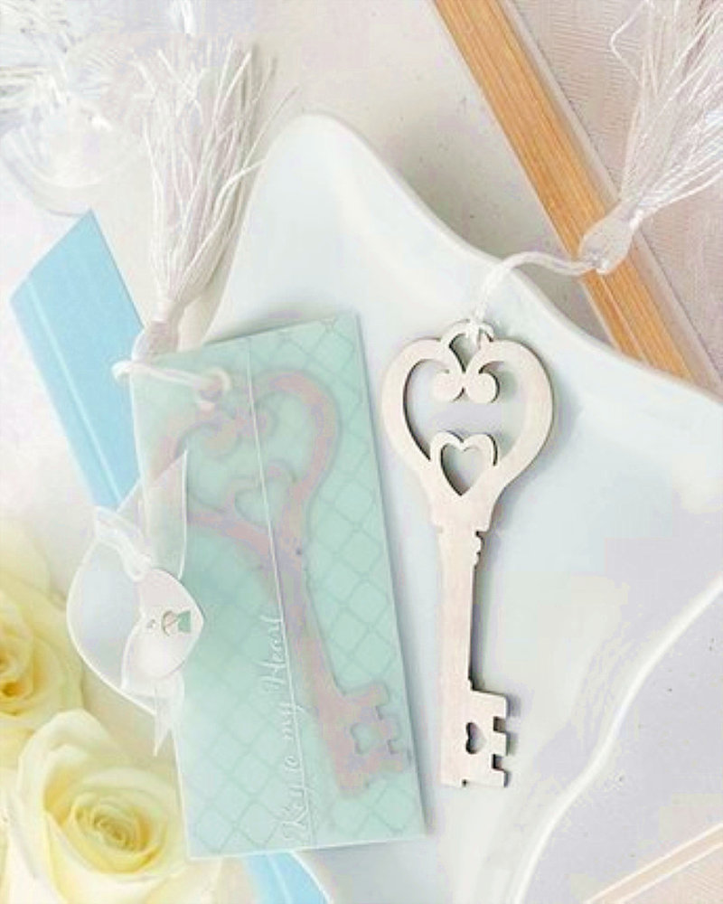 新款鑰匙書籤 書籤禮盒