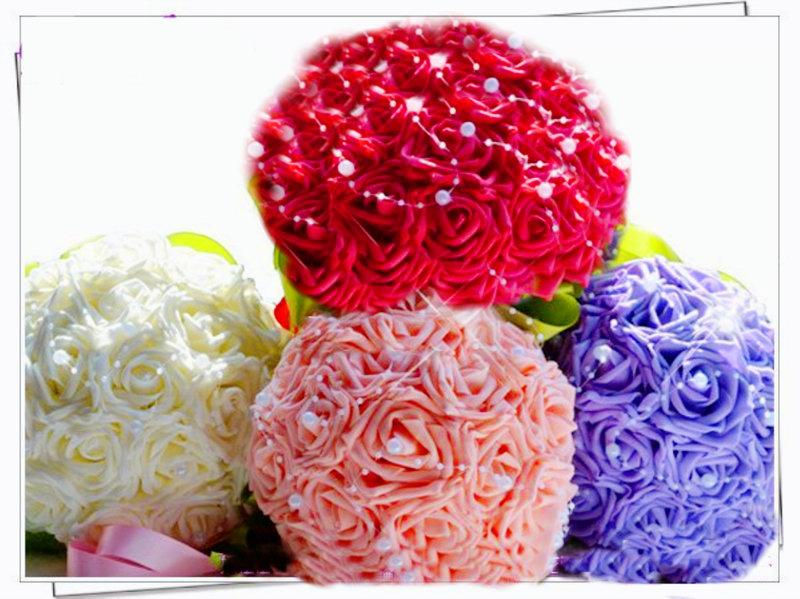 韓式新娘捧花(典雅款)