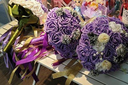 婚禮小物*韓式新娘捧花 典雅款/一般款