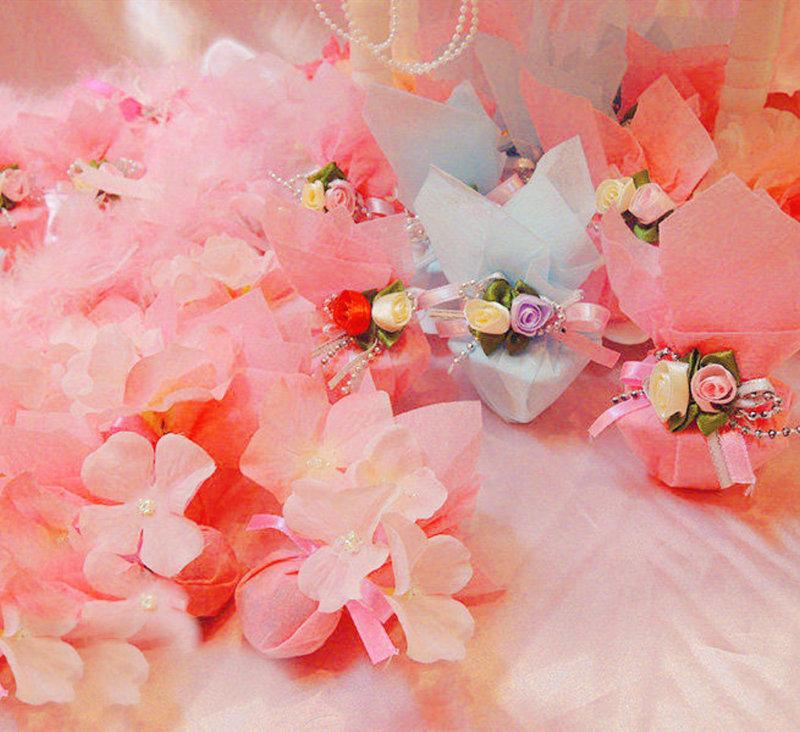 幸福朵朵花現幸福系列果凍