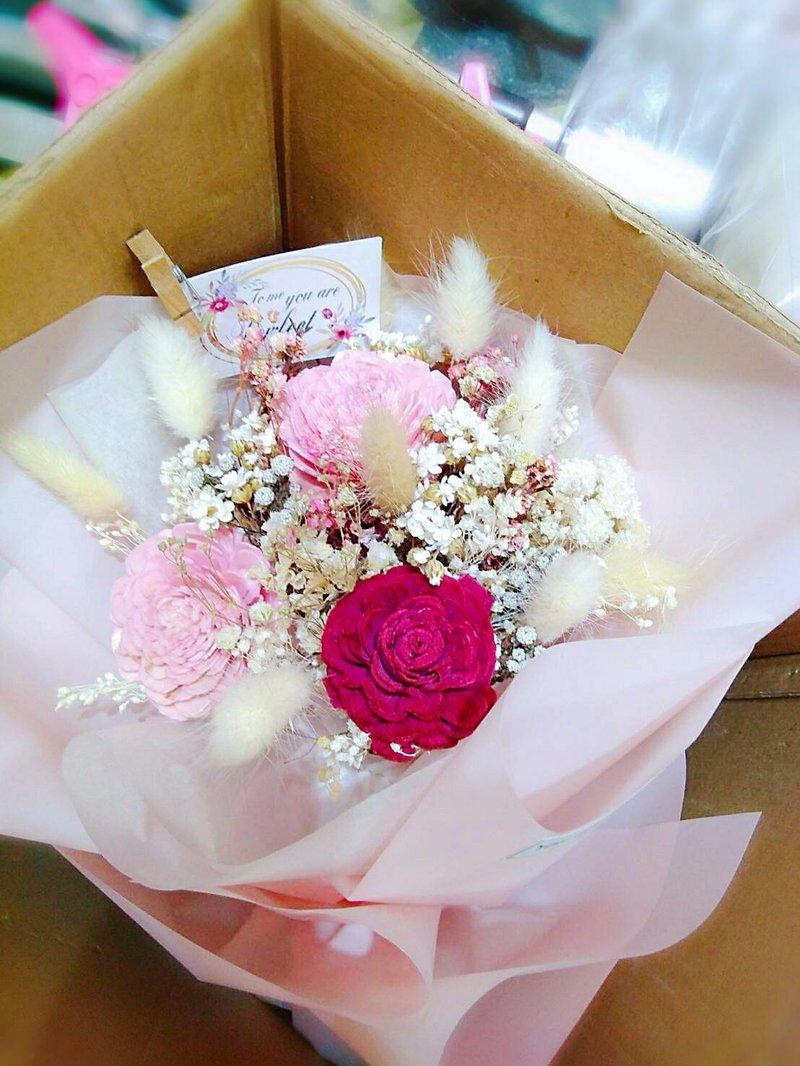 會員訂製生日捧花