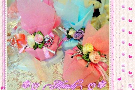 幸福朵朵花現幸福可愛果凍禮