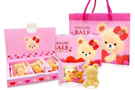 貝爾抗菌香皂禮盒3入組(附贈原廠紙提袋)