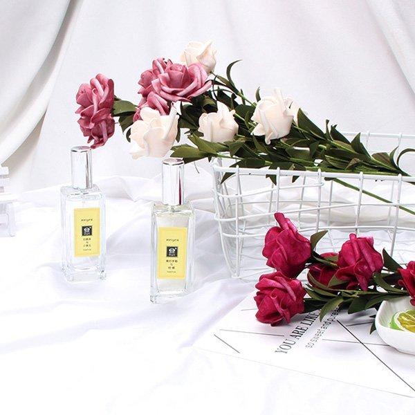 韓風仿真泡沫玫瑰花束 拍照背景 拍攝道具