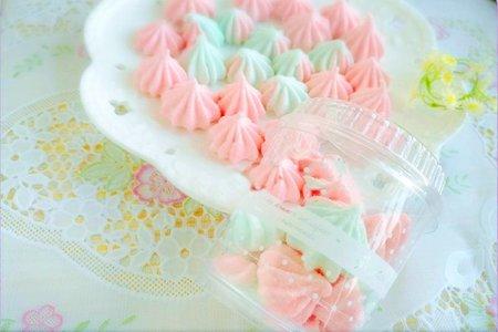 新推出-純手工製作的瑪林糖與棉花糖款
