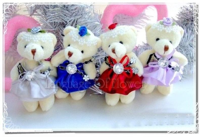 珠寶熊(吊飾)