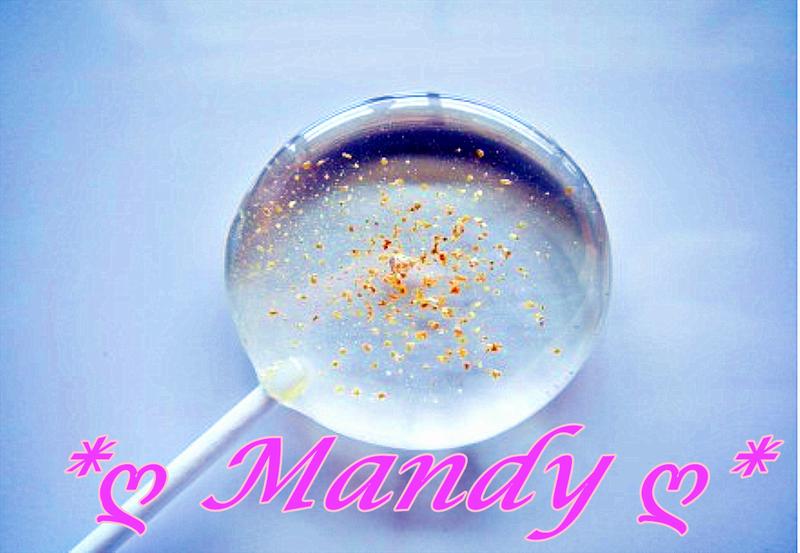 金粉水晶藝術糖