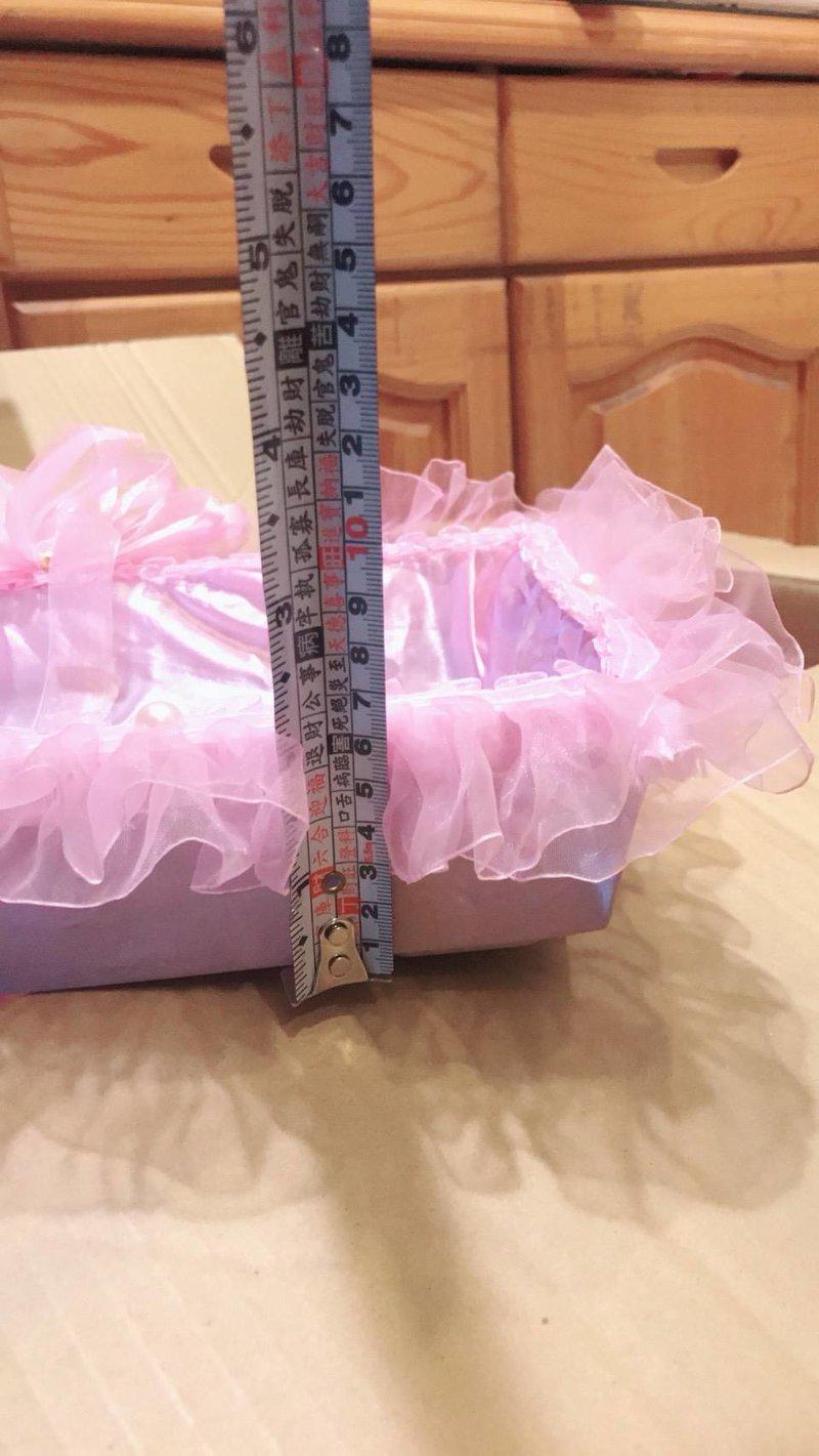 糖籃尺寸約為:長度45cmx寬40cmx