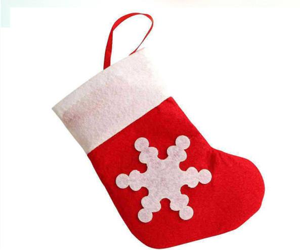 聖誕裝飾 紅綠雙色豆豆眼絨毛可吊聖誕禮物