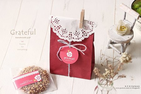 禮物卡 小吊卡 包裝用小吊卡-可用來搭配